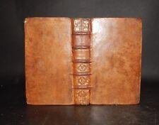 1719 Bossuet DISCOURS SUR L'HISTOIRE UNIVERSELLE Religion & Changemens Empires