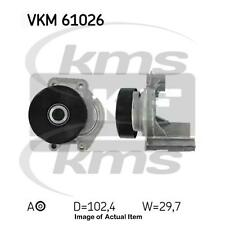 New Genuine SKF Poly V Ribbed Belt Tensioner Pulley VKM 61026 Top Quality