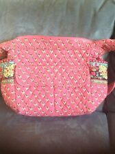 VERA BRADLEY PINK PANSY CARRY ALL BAG - BRAND NEW WITHOUT TAGS