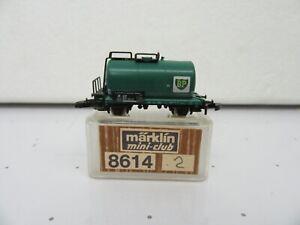 """Z - Marklin 8614 Tank Car """"BP""""  - LNIB *2"""