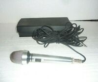 Vintage Realistic Dynamic Microphone Model 33-992  S-23