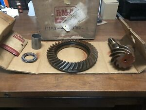 1952 1953 FORD RING PINION GEAR SET REAR END DIFFERENTIAL NOS 3.90:1 CPA-4209-A