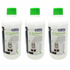 3 x DeLonghi Eco Decalk Entkalker EcoDecalk für Kaffeevollatomaten 8004399329492