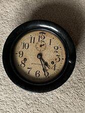 Seth Thomas Bakelite Naval Deck Clock