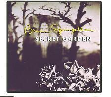 BRUCE SPRINGSTEEN Secret garden STRING Vers & Murder & Thunder LIVE CD Single