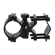 "Universal 1"" Picatinny Weaver Barrel Mount for Tactical Flashlight Laser Sight"