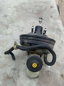 06-09 HONDA S2000 S2K BRAKE BOOSTER MASTER CYLINDER W/ RESERVOIR OEM AP2