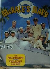 McHALE's NAVY (1962) The First Eight Episodes of the First Season DVD SEALED