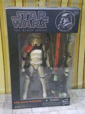 Star wars black series Sandtrooper 1st Release