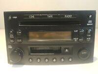 Nissan OEM 350Z BOSE Radio CD 6 Disc Player PP-2514L CF000 05 06 Mint