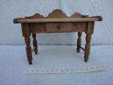Antiker Tisch Backtisch Schreibtisch antike Puppenstube Puppenhaus