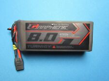 TURNIGY GRAPHENE PRO 8000mAh 6S 22.2V 15C 30C LIPO BATTERY XT90 DJI QUAD MULTI