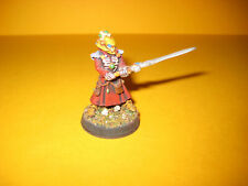 Warhammer 40k - Eldar - Craftworlds - metal Warlock - well painted