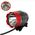 5000Lm XML U2 LED Head Front Cycling Bicycle Bike Light Lamp Headlamp 4*18650