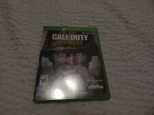 XBOX ONE Call of Duty World War II Factory sealed