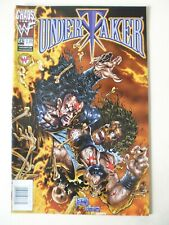 Undertaker Comic Issue 8. Scarce. Chaos Comics. Nov. 1999