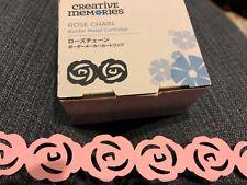 NIB Creative Memories Rose Chain Border Maker Cartridge bmc