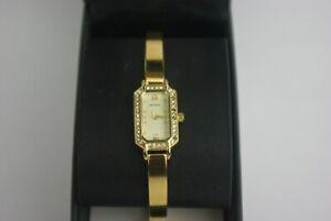 Ladies Gold Sekonda Watch Gold Bracelet Strap w Champagne Dial 4063