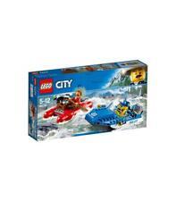 Lego huida por aguas salvajes