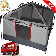 6 Person Instant Tent Cabin For Camping Hunting Outdoor Base Camp 10' x 10' New