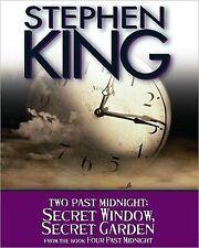 Stephen KING / __ SECRET WINDOW, SECRET GARDEN      [ Audiobook ]