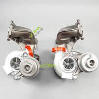 650HP Upgrade Billet 6+6 16T Turbo for BMW N54 335i 535i E90 E92 E93 2006-2010
