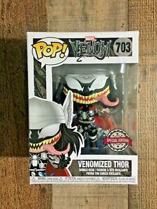 Funko Pop! Marvel Venomized Thor #703 Special Edition
