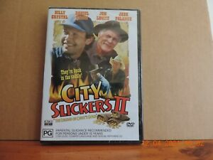 City Slickers II - The Legend Of Curly's Gold dvd region 4 brand new and sealed