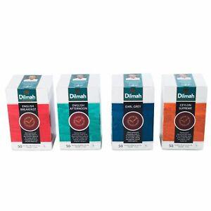 DILMAH 100% PURE CEYLON BLACK TEA  ENGLISH B/ E AFTERNOON EARL GRAY SUPREME