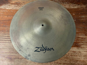 "Zildjian Medium Ride 20"" 51cm Cymbal"