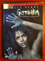 Gothika (DVD, Widescreen, 2003) - E0331