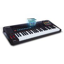 More details for m-audio ctrl 49 midi studio live keyboard piano controller 49-key inc huge spec
