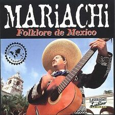 FREE US SHIP. on ANY 3+ CDs! USED,MINT CD Various Artists: Mariachi: Folklore De