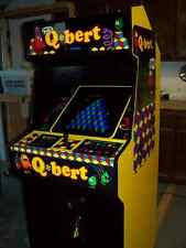 Q BERT Partially Restored, Original Video Arcade Game with Warranty & Support