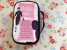 ⭐️BENEFIT⭐️FICKLE ONE Cosmetic PLUS Makeup BAG⭐️