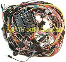 1973 Corvette Dash Wiring Harness Without Air Conditioning. NEW
