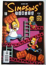 Simpsons Comics (2010) #161 - Direct Market Edition - Comic Book - Bongo Comics