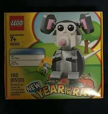 Lego 40355 Year of the Rat Set EXCLUSIVE LIMITED EDITION