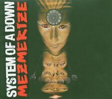 "SYSTEM OF A DOWN ""MEZMERIZE"" CD DIGI CD NEUWARE"