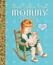 Little Golden Book Mommy Stories by Margo Lundell, Sharon Kane and Jean...