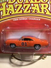 Dukes Of Hazzard 1969 DODGE CHARGER ~ Johnny Lightning 1:64 Scale ~ NEW/SEALED