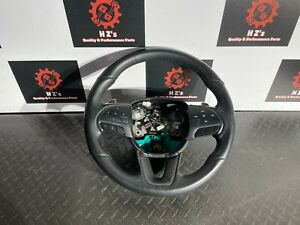 DODGE CHARGER R/T DAYTONA 392 2015-2020 OEM LEATHER SWITCH STEERING WHEEL 50K