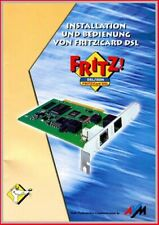 Fritz! - Handbuch für DSL/ISDN - Ein Kommunikationspaket für DSL/ISDN - Original