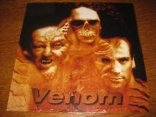 Venom-Cast in stone 3LP, Steamhammer Germany 1997, megarar, 25 Tracks, sealed!!!