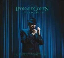 Live in Dublin 0888750355928 by Leonard Cohen CD With Blu-ray