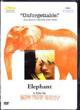 ELEPHANT (DVD, Widescreen, 2004) High School Region 1 New Sealed Free Shipping