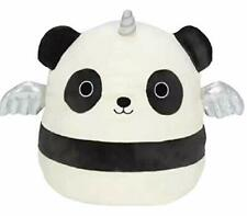 "Kellytoy Squishmallow 8"" Kayce the Panda Unicorn Plush Doll Collection Toy"