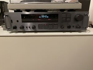Vintage Carver 900 Magnetic Field Power Amplifier Stereo Receiver