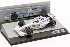 Rubens Barrichello Stewart SF3 #16 5th Australien Formule Gp 1 1999 1:43 Altaya