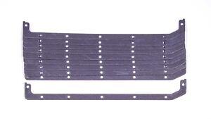Fel-Pro Fel1839b Sbc Oil Pan Gaskets (10Pk) Sbc Rocket Block